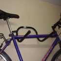 Sopote de 2 Bici de Pared